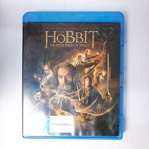 The Hobbit Desolation Of Smaug Bluray Movie Free Post Blu-ray Fantasy Adventure