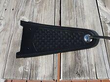 Heritage Springer Fender bib Cover FLSTS Black
