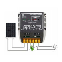 12V/24V 20A Solar Panel Charge Controller Battery Regulator Safe Protection
