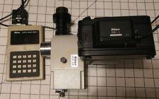 Nikon Microscope Ufx Dx Camera Adapter No 611821 Camera Fx 35dx Mpc 1