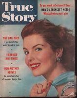 True Story August 1956 Vintage Magazine 100218ame