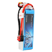 Gens Ace 2200mAh 3S 11.1V 25C 50C Lipo Battery : Helicopter Airplane Deans Plug