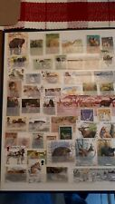 Animal Postage Stamps Lot