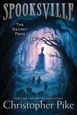 The Secret Path (Spooksville)-ExLibrary