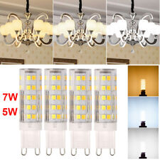 G9 LED Bulbs 5W 7W Capsule light 220V SMD2835 Replace halogen Dimmable bulbs UK