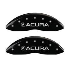 Disc Brake Caliper Cover MGP Caliper Covers 39011SACUBK fits 07-13 Acura MDX