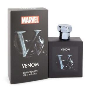 Marvel Venom 3.4 oz / 100 mL Eau de Toilette Spray for Kids - New In Box
