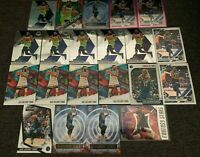 Karl Anthony Towns Lot (21) + Mosaic Silver Holo Prizm + Green + Optic Pink
