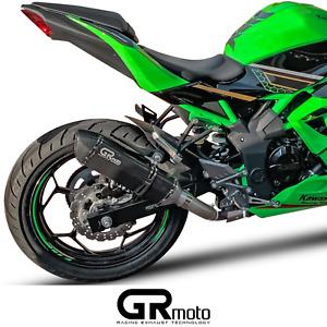 Exhaust for Kawasaki NINJA Z 125 2019 2020 2021 GRmoto Carbon