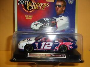 Winner Circle Jermy Mayfield # 12 Mobil 1 1998 Ford Taurus1:43 scale car
