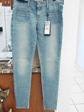 GUESS Britney Skinny Slim Mid Rise Jeans Womens  27/33 NWT Lt. Blue MSRP $108