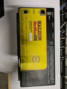 Baldor NextMove ESB NSB002-502  a compact panel mount motion controller
