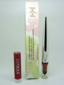 Clinique Pop Lip Shadow Cushion Matte Lip Powder -  05 Blossom Pop 1.2g Boxed