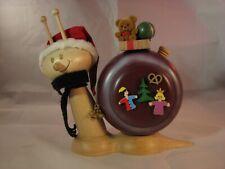 Dregeno Christmas Snail House Wooden German Smoker