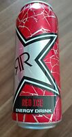 1 Volle Energy drink Dose Rockstar Red Ice RR  NEW Can Pepsi FULL Zero