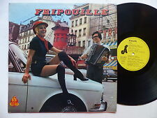 FRIPOUILLE chante  Paris la Seine Accordeon DANIEL COLIN AFA 20773 MOULIN ROUGE