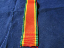 Africa service medal 1939-45 - Ribbon 6 inches (150mm) long
