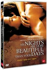 My Night Is More Beautiful Than Your Day (1989) DVD (Sealed) ~ Sophie Marceau