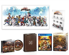 PS4-Grand Kingdom - Limited Edition /PS4  GAME NEUF
