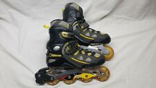 Forward Talon adult size 6 Rollerblades. aluminum chassis Abec5 6000 Series
