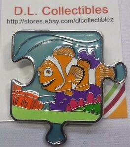 Disney Finding Nemo Mystery Series LE 900 Marlin Pin
