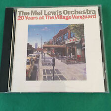 The Mel Lewis Orchestra, 20 Years at The Village Vanguard, Audio CD
