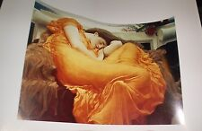 """NEW Flaming June by Frederick Leighton 5""""x7"""" Print  FREE SHIPPING"""