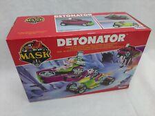 M.A.S.K. - Kenner - Detonator - Jaques Lafleur -  European / EURO Box