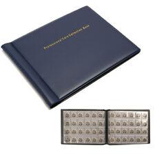 240 CELLULE Album de pièces monnaie münzsammlung LIVRE COLLECTION münzenhülle
