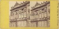 Casa Di Rubens A Anversa Belgium Spagna Stereo Albumina Vintage Ca 1870