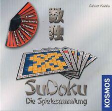 SuDoku Die Spielesammlung - Gesellschaftsspiel von Reiner Knizia - KOSMOS 691592