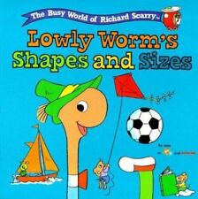Lowly Worm's Shapes and SIzes (Busy World of Richard Scarry)