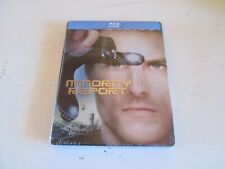 Minority Report - Best Buy Exclusive Blu-ray Steelbook - Brand New. Mint.