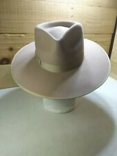 Lack of Color Womens Rancher Wool Hat, Tan Size Large (59cm)