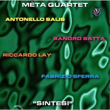 SALLIS/ SATTA/ LAY/ SFERRA /Meta Quartet / Sintesi