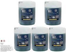 Kühlflussigkeit Mannol anticongelante AG13 40 °c) 10l Plástico verde