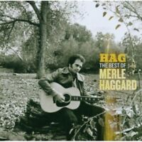 Merle Haggard Hag The Best of Remastered CD NEW
