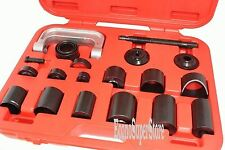 21PC C PRESS TRUCK CAR BALL JOINT DELUXE SET SERVICE KIT REMOVER INSTALLER