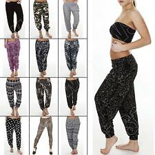 Mid Harem Trousers Plus Size for Women