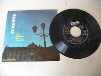 "MODERN JAZZ QUARTET ""VENDOME EP - 45 giri MUSIC Italy"""