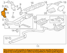 GM OEM-Catalytic Converter 20926629