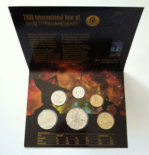 2009 RAM Int Year Of Astronomy 6 Coin Mint Set