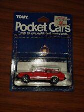 Tomica Toyota Celica 2000 GT - Red -Tomy Pocket Cars 172-32