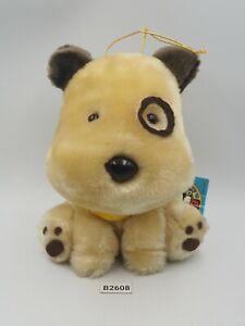 "TAMA & Friends Dog B2608 GON SEGA 1993 TAG Plush 6"" Stuffed Toy Doll Japan"