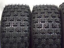 SUZUKI LTZ 400 QUADKING SPORT ATV TIRES 20X10-9 REAR ( 2 TIRE SET )