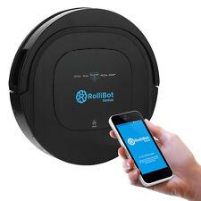 Genio Aspiradora Robótica habilitados para Wi-Fi con pisos de madera, alfombras UV Pet & Alergia high-efficiency partículas Arrestance