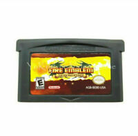 Fire Emblem: The Sacred Stones For Nintendo Game Boy Advance GBA Console Cards