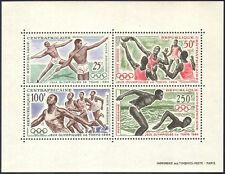 CAR/Centrafricaine 1964 Sports/Olympic Games/Athletics/Basketball 4v m/s n42165
