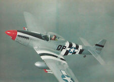 1/12 Scale North American WW-II P-51D Mustang  Plans,Templates,Instructions 35ws