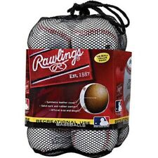 New Rawlings Official League Recreational Use Olb3 Baseballs, 12 Pack
